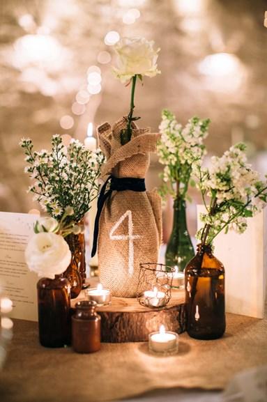 оформление свадьбы в стиле рустик3