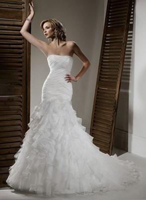 Это основные стили свадебных платьев