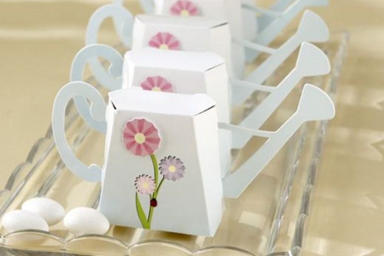 Подарки гостям на свадьбе весной 2
