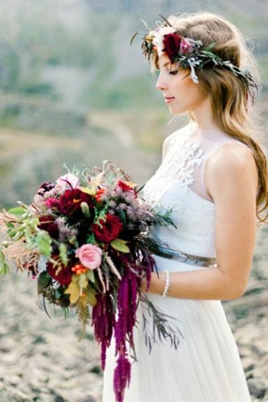 Свадьба в стиле рустик 12
