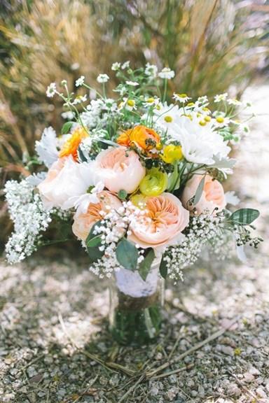 букет невесты в стиле рустик 2