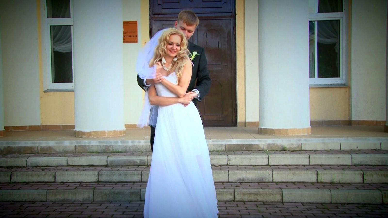 Фото видеосъемка на свадьбу в дмитрове