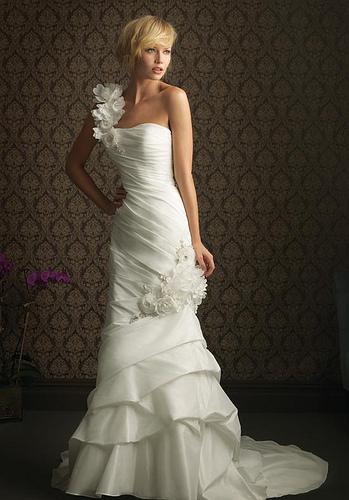 Итак, это основные стили свадебных платьев, но конечно, далеко не все варианты, которые могут предложить невестам свадебные салоны