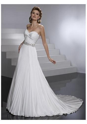 Где производят свадебные платья