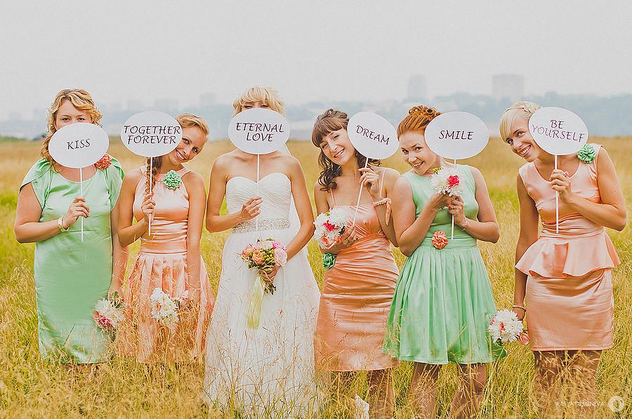 обсуждают подружка невесты смешные картинки ценится подарок, сделанный