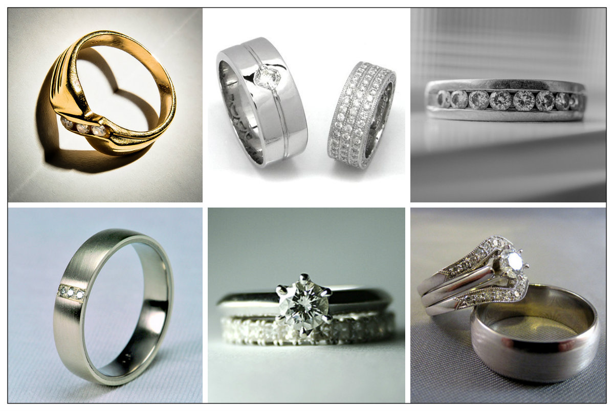 3cb49f665b41 Обручальные кольца с драгоценными камнями