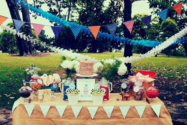 Второй день свадьбы летом