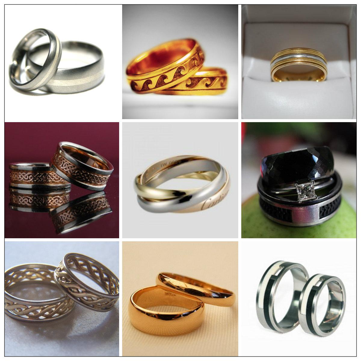 Форма обручального кольца – вопрос №1. Обручальные кольца для молодоженов  ... 94eea846fad