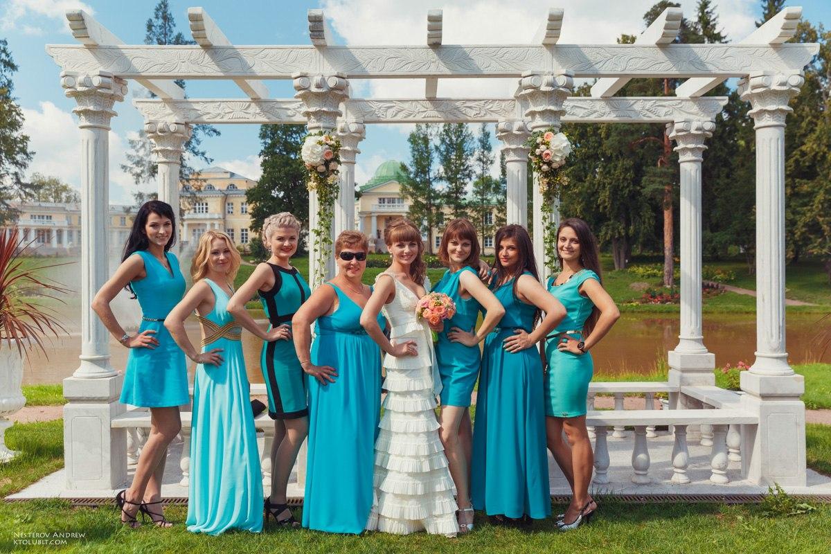 Какого стиля бывают свадьбы