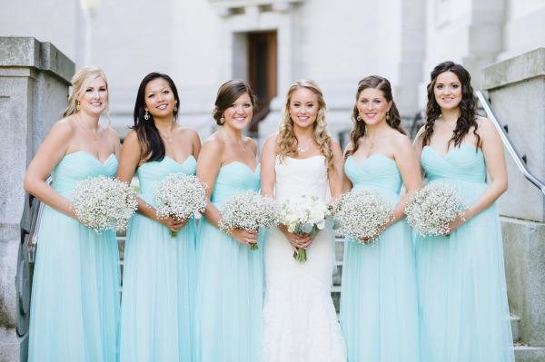 Свадьба в жизни невесты