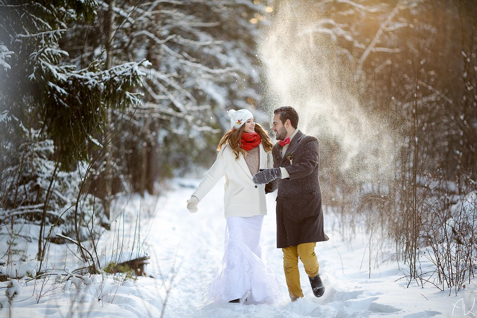 инете зимняя свадьба в лесу фото ленинградской области, берегу