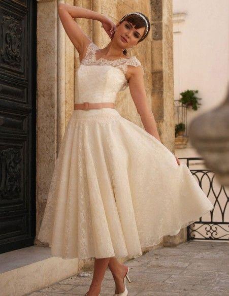 Платье для второго дня свадьбы для невесты