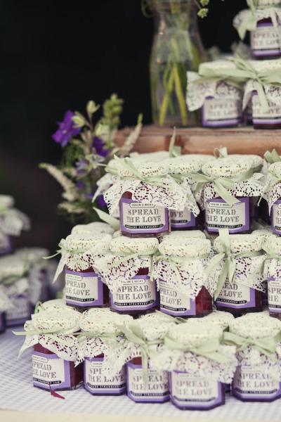 Подарки гостям на свадьбе: Свадьба в стиле Прованс 1